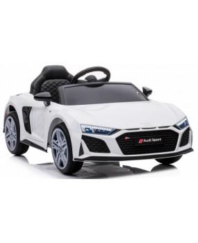 Elektrické autíčko Audi R8 LIFT biele